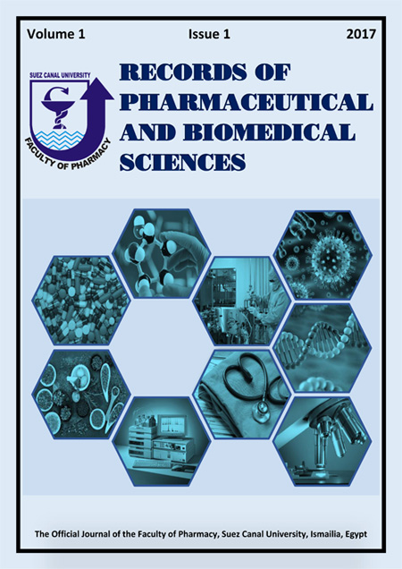Records of Pharmaceutical and Biomedical Sciences